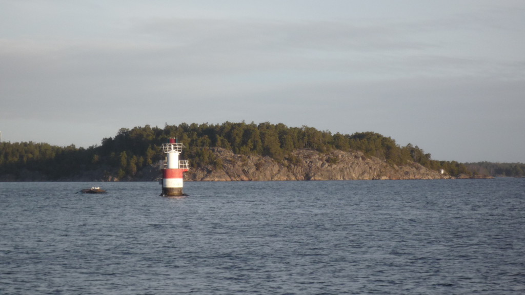 Lighthouses supporting navigation on inland waterways